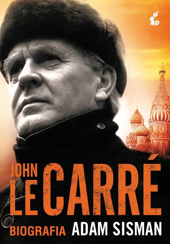 okładka John le Carré. Biografiaebook | epub, mobi | Adam Sisman