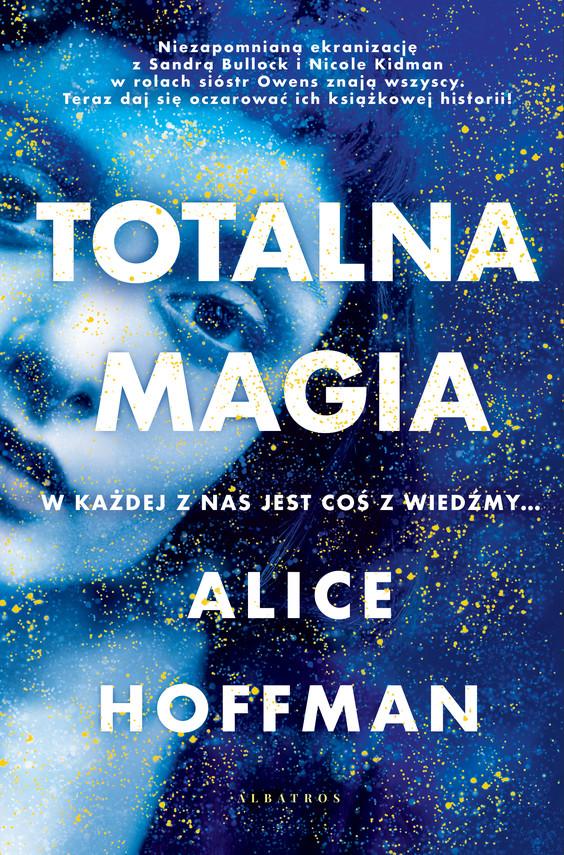 okładka Totalna magia, Ebook   Alice Hoffman