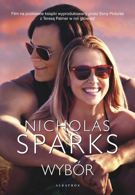 okładka Wybór, Ebook | Nicholas Sparks