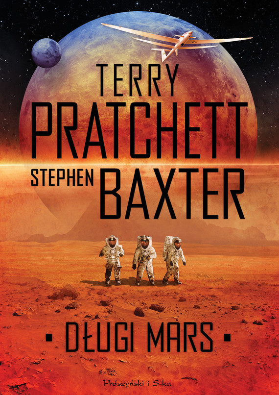 okładka Długi Mars, Ebook | Terry Pratchett, Stephen Baxter