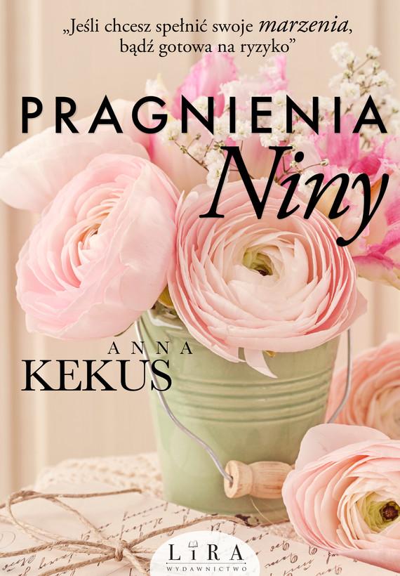 okładka Pragnienia Niny, Ebook | Anna Kekus
