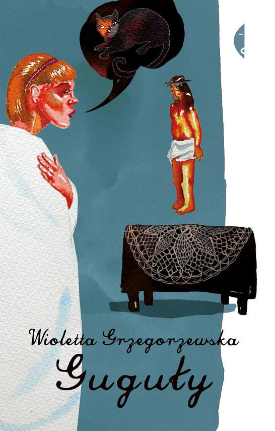 okładka Guguły, Ebook | Wioletta Grzegorzewska