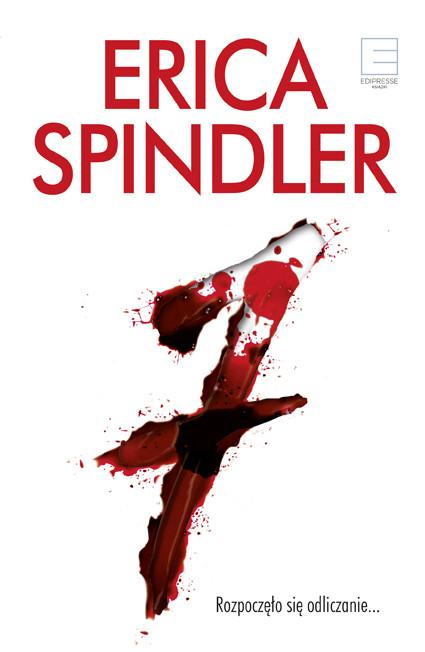 okładka Siódemka, Ebook | Erica Spindler