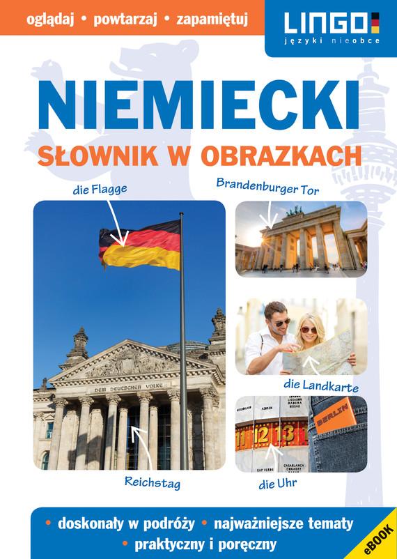 okładka Niemiecki. Słownik w obrazkach. eBookebook | pdf | Praca Zbiorowa