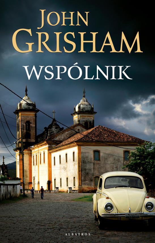 okładka WSPÓLNIKebook | epub, mobi | John  Grisham