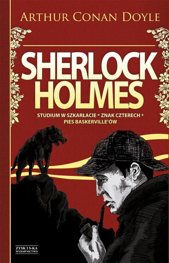 okładka Sherlock Holmes Tom 1ebook | epub, mobi | Arthur Conan Doyle