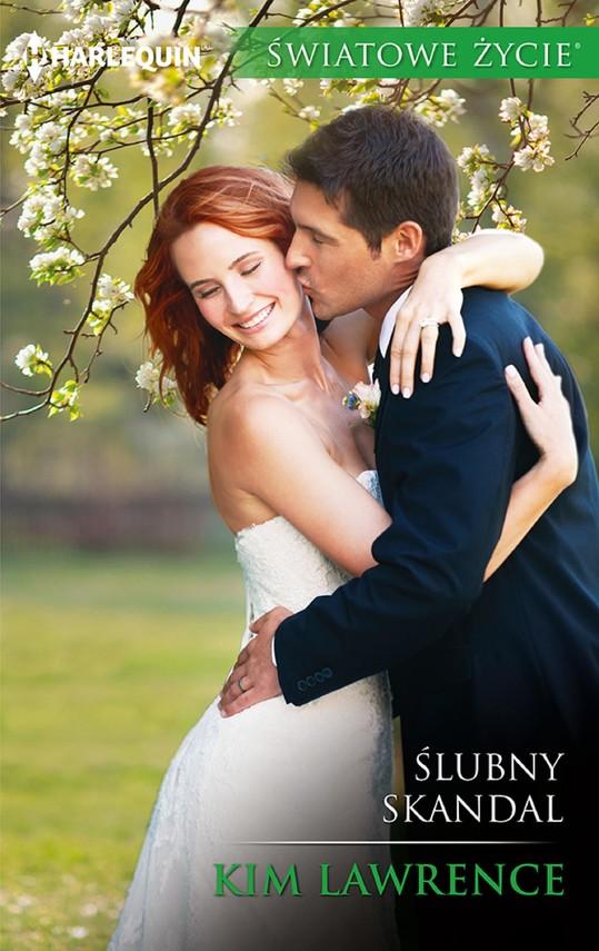 okładka Ślubny skandalebook | epub, mobi | Kim Lawrence