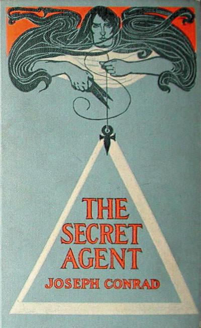 okładka The Secret Agent, Ebook | Joseph Conrad