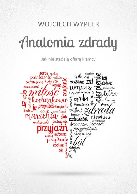 okładka Anatomia zdradyebook   epub, mobi   Wojciech Wypler