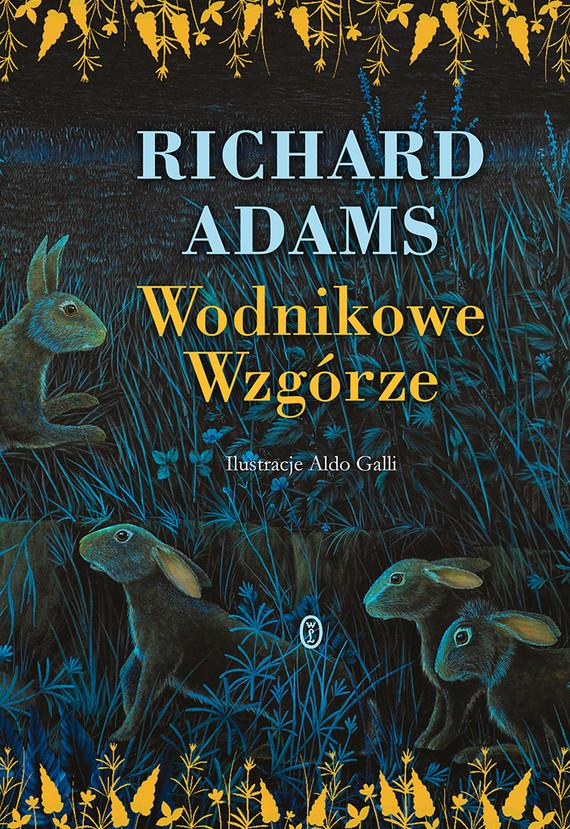 okładka Wodnikowe Wzgórze, Ebook | Richard Adams