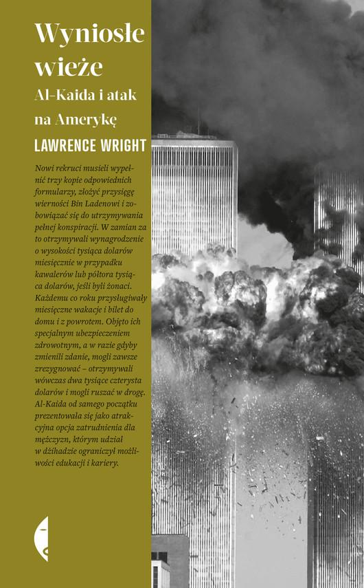 okładka Wyniosłe wieże. Al-Kaida i atak na Amerykę, Ebook | Lawrence Wright