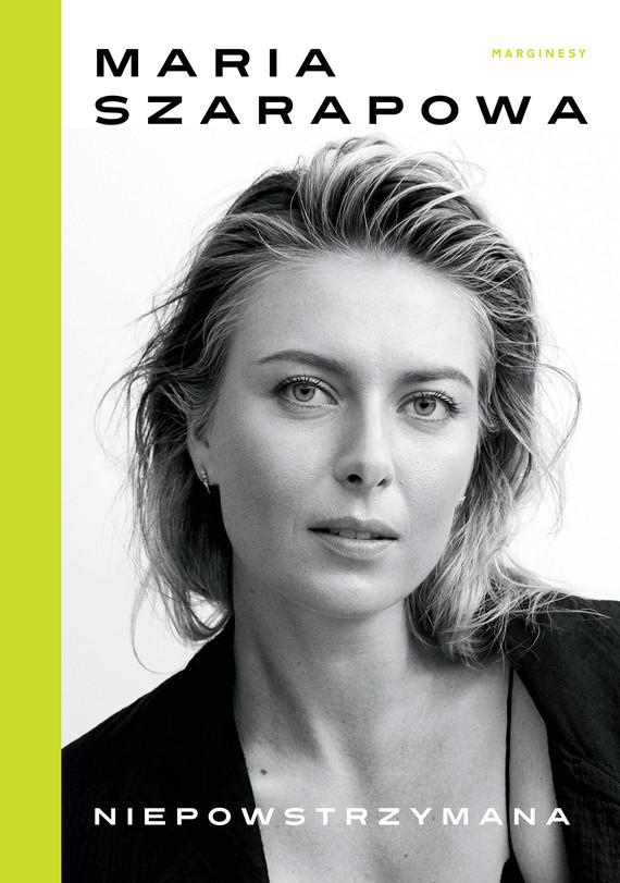 okładka Niepowstrzymana, Ebook | Maria  Sharapova, Rich  Cohen