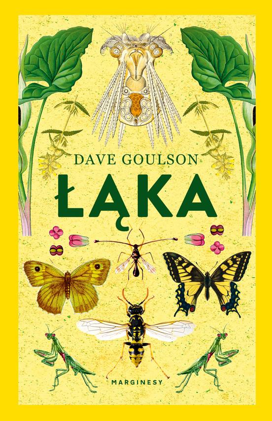 okładka Łąkaebook | epub, mobi | Dave  Goulson
