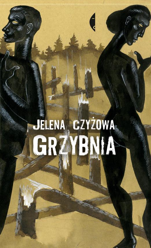 okładka Grzybnia, Ebook   Jelena Czyżowa
