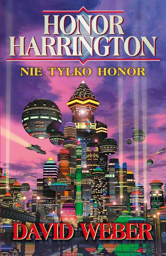 okładka Honor Harrington. Nie tylko Honorebook | epub, mobi | David Weber