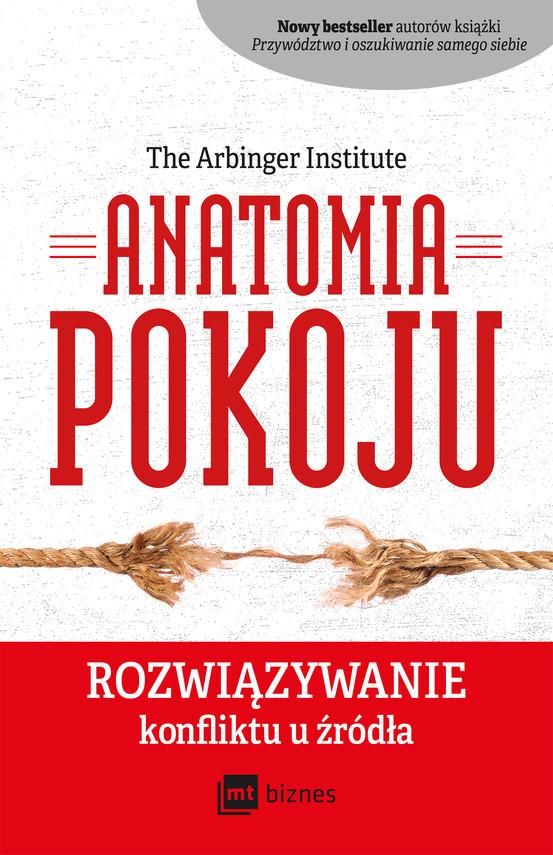 okładka Anatomia Pokojuebook | epub, mobi | The Arbinger Institute