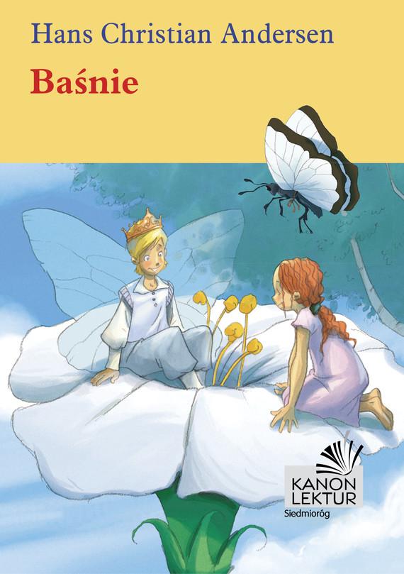 okładka Baśnie Andersenaebook | epub, mobi | Hans Christian Andersen