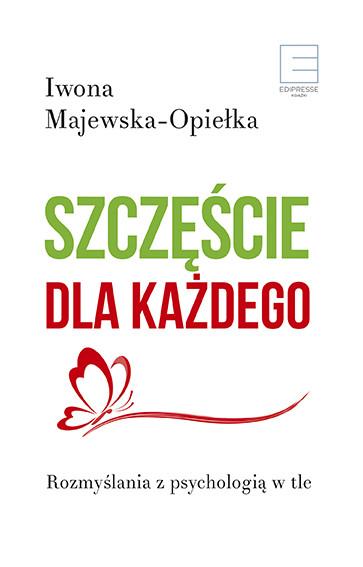 okładka Szczęście dla każdego, Ebook   Iwona  Majewska-Opiełka