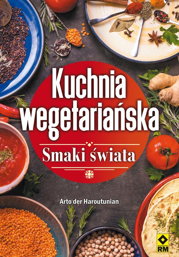 okładka Kuchnia wegetariańska, Ebook   Arto der Haroutunian