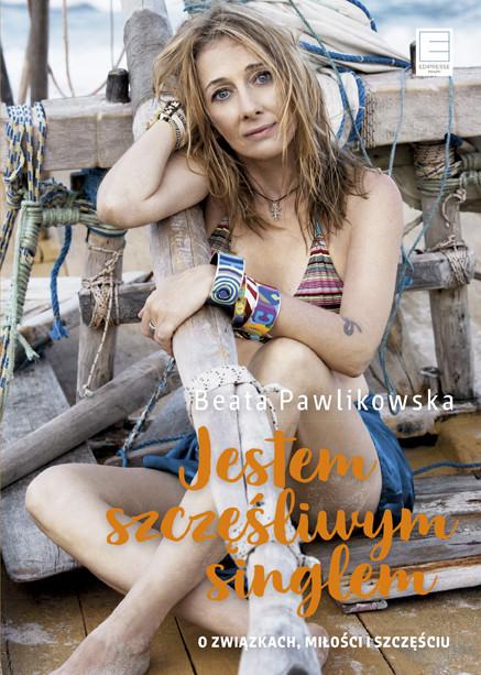 okładka Jestem szczęśliwym singlem, Ebook | Beata Pawlikowska