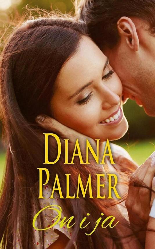 okładka On i jaebook | epub, mobi | Diana Palmer