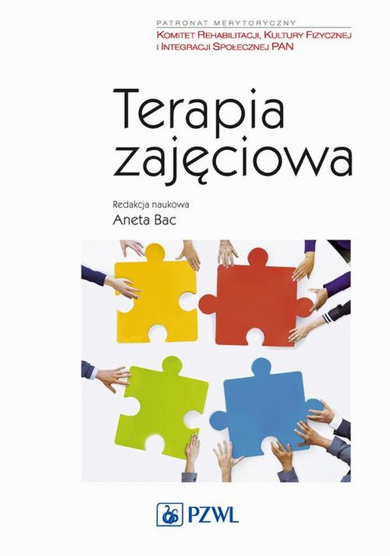 okładka Terapia zajęciowa, Ebook | Aneta  Bac