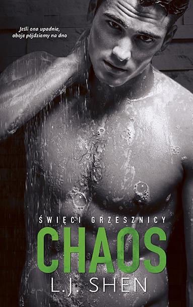 okładka Chaos, Ebook | L.J. Shen