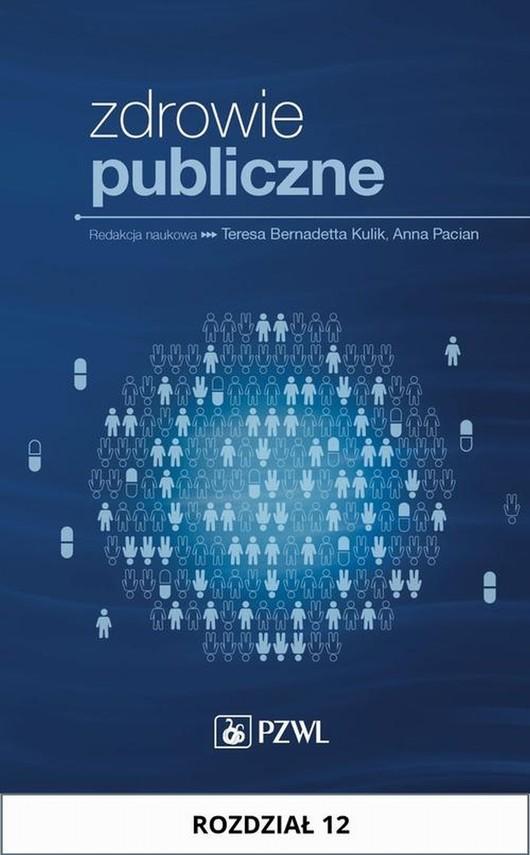 okładka Zdrowie publiczne. Rozdział 12, Ebook | Ewa  Joć