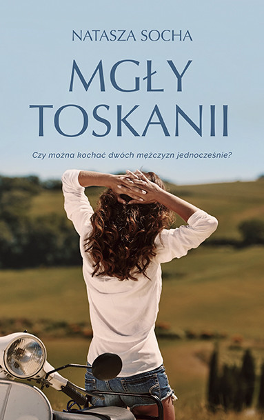 okładka Mgły Toskanii, Ebook | Natasza  Socha