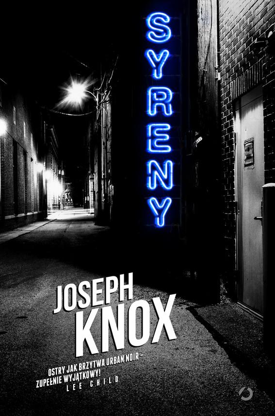 okładka Syrenyebook | epub, mobi | Joseph Knox