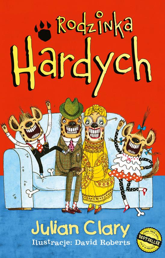 okładka Rodzinka Hardych, Ebook | Julian Clary