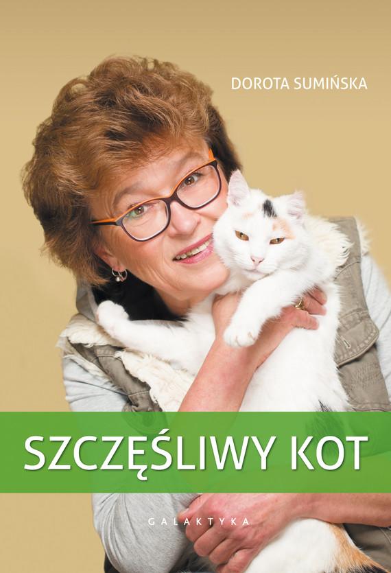 okładka Szczęśliwy kot. Wydanie drugieebook | epub, mobi | Dorota Sumińska
