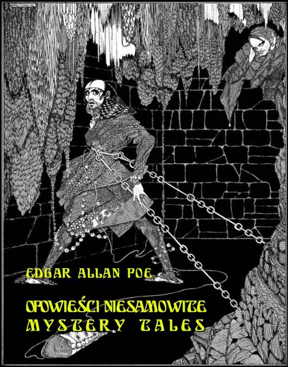 okładka Opowieści niesamowite. Mystery Talesebook | epub, mobi | Edgar Allan Poe