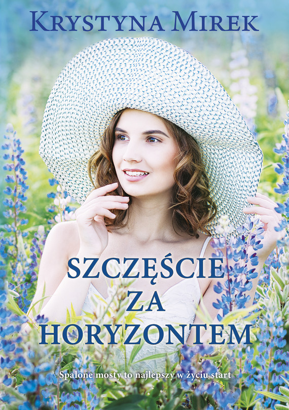 okładka Szczęście za horyzontem, Ebook | Krystyna Mirek