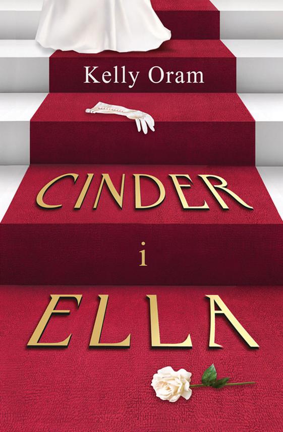 okładka Cinder i Ella, Ebook   Kelly Oram
