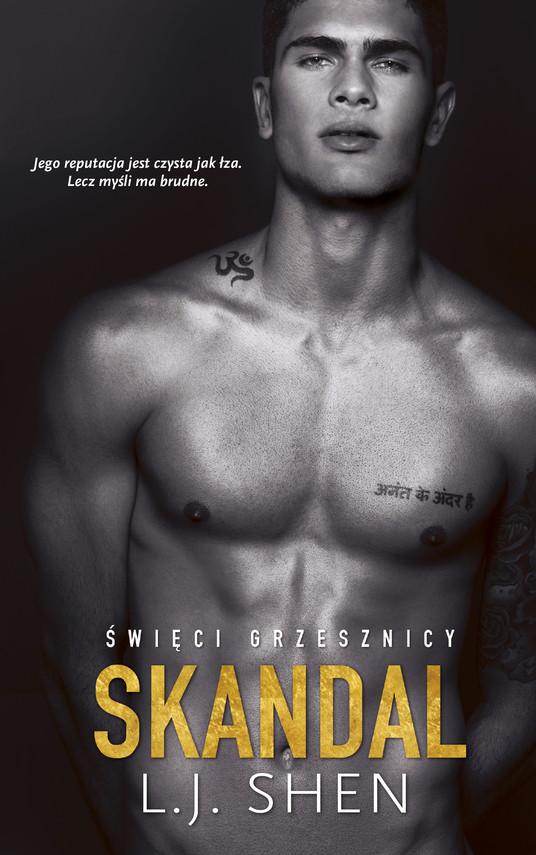 okładka Skandal, Ebook | L.J. Shen
