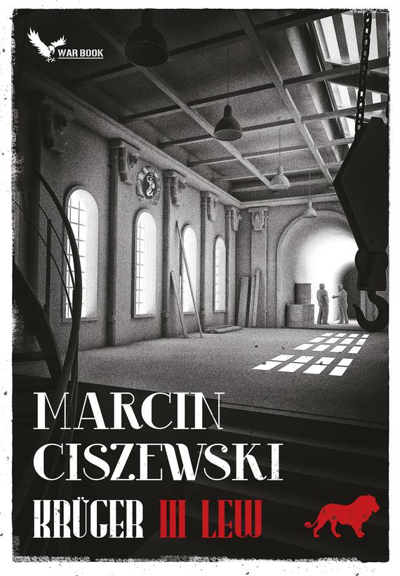 okładka Krüger. Lew. Tom III, Ebook   Marcin Ciszewski