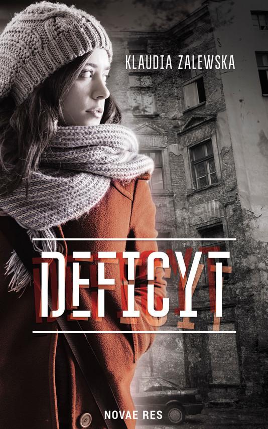 okładka Deficytebook | epub, mobi | Klaudia Zalewska