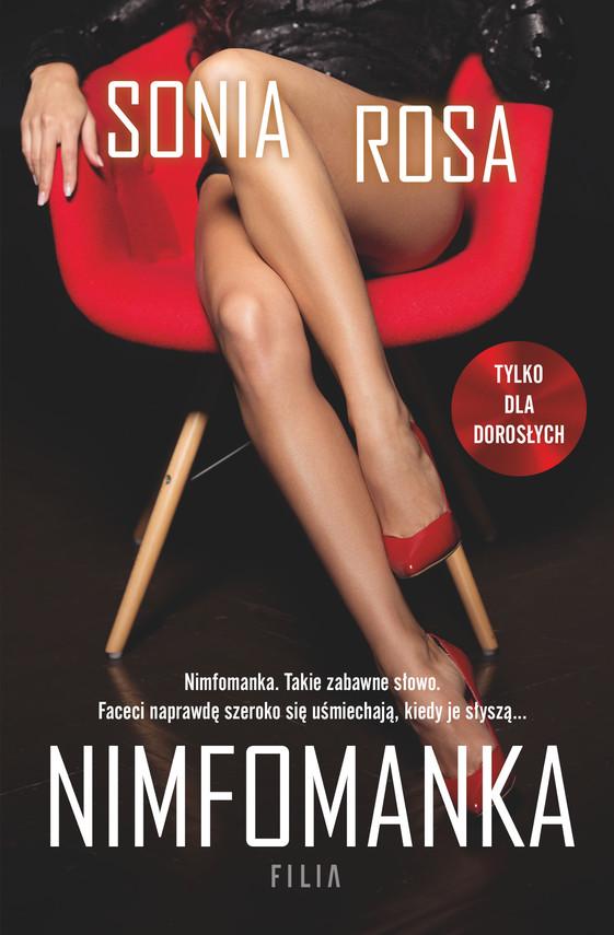okładka Nimfomanka, Ebook   Rosa Sonia