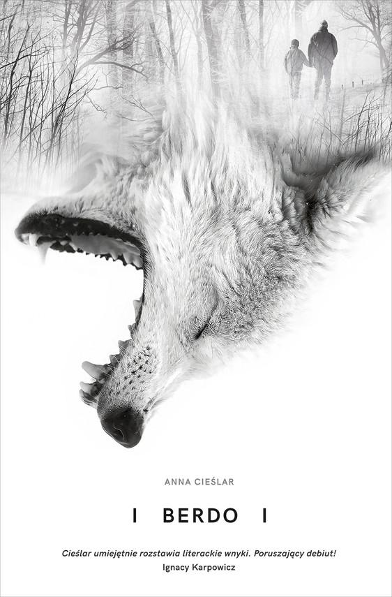 okładka Berdo, Ebook | Anna Cieślar