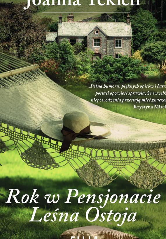 okładka Rok w Pensjonacie Leśna Ostojaebook | epub, mobi | Joanna Tekieli