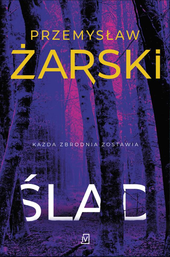 okładka Śladebook | epub, mobi | Przemysław Żarski