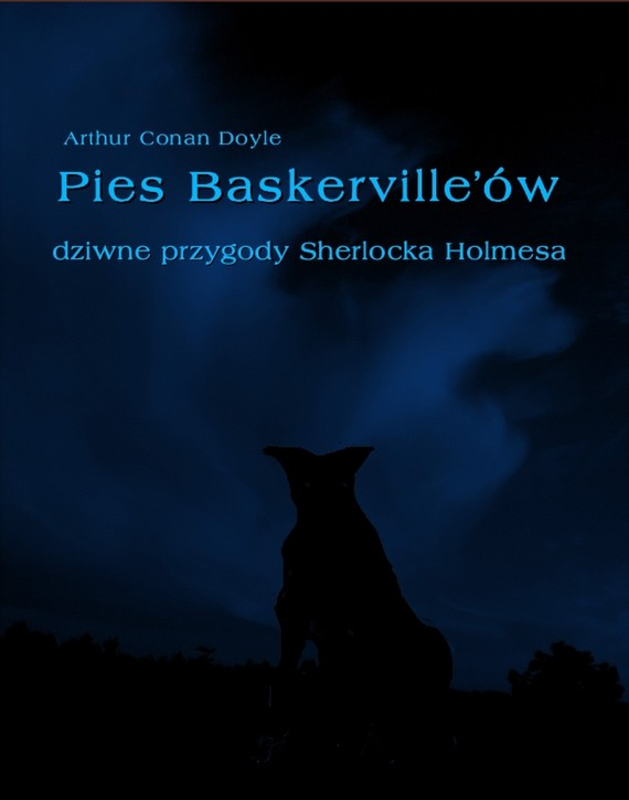 okładka Pies Baskerville'ówebook   epub, mobi   Arthur Conan Doyle