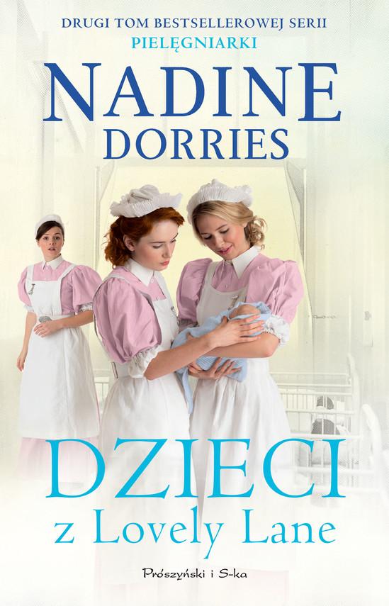 okładka Dzieci z Lovely Lane, Ebook   Nadine Dorries