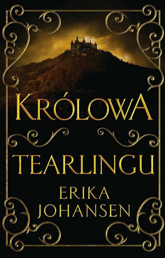 okładka Królowa Tearlingu, Ebook | Erika Johansen