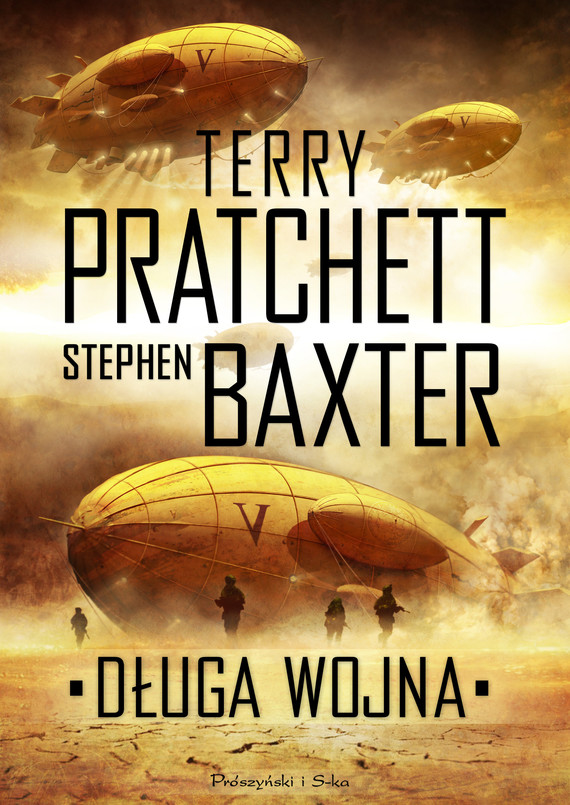 okładka Długa wojna, Ebook   Terry Pratchett, Stephen Baxter