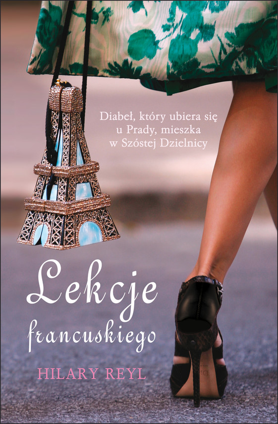 okładka Lekcje francuskiegoebook | epub, mobi | Hilary Reyl