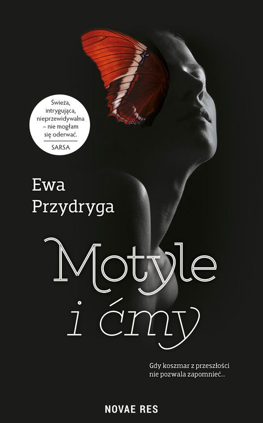 okładka Motyle i ćmyebook | epub, mobi | Ewa Przydryga