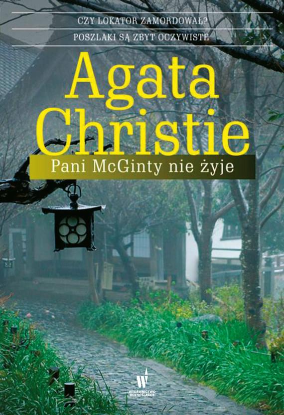 okładka Pani McGinty nie żyjeebook | epub, mobi | Agata Christie