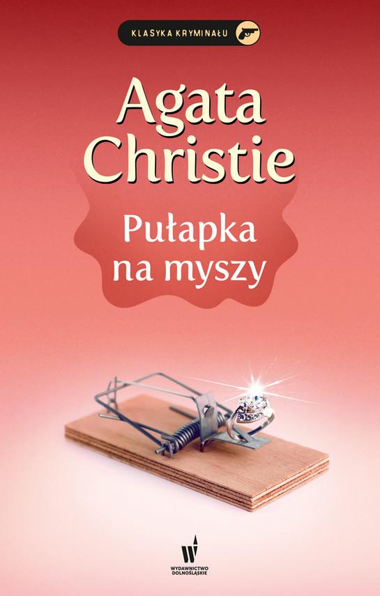 okładka Pułapka na myszyebook | epub, mobi | Agata Christie
